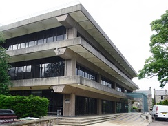 St Andrews University library building