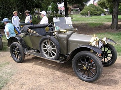 Stellite, a separate low-priced range designed by Wolseley 1914