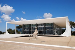Supreme Federal Court of Brazil serves primarily as the Constitutional Court of the country