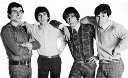 The Troggs in 1966