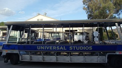 Universal Studios Hollywood is one of the Metro Red Line's most popular destinations on the line.