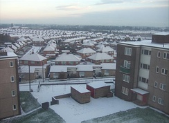 Semi-Rise blocks of flats in the Acomb Rise area