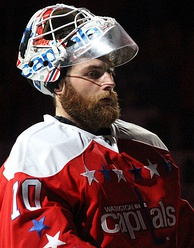 Braden Holtby saved 37 of 39 shots faced in Game 2.