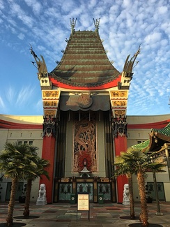 Recreation of the Chinese Theatre