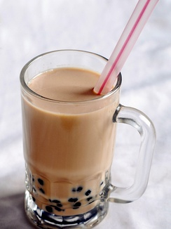 Bubble tea is famous for its varieties of flavors with bubbles and jellies.