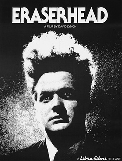Lynch's Eraserhead, featuring Henry Spencer (Jack Nance)