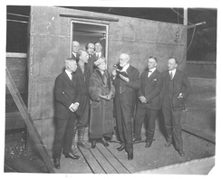 The inauguration broadcast of KSL (at the time KZN) at 8:00pm on May 6, 1922