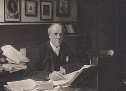 Karl Pearson, a founder of mathematical statistics.