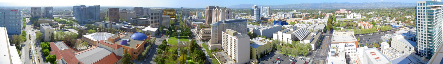 San Jose, the most populous city in Northern California and tenth largest in the United States, is the center of Silicon Valley, the preeminent region for technology in the US (1.9 million residents).