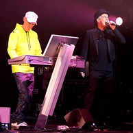 "During the 1980s, the Pet Shop Boys gained four number ones, ""West End Girls"", ""It's a Sin"", ""Always on My Mind"" and ""Heart""."