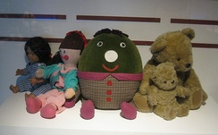 Playschool puppets