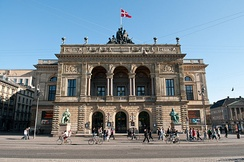The Royal Danish Theatre main building