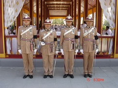 RTP officers, Royal Police Cadet Academy