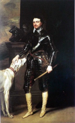 Thomas Wentworth, who planned a major seizure of Catholic-owned land in the late 1630s