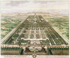 Summer Palace of Herrenhausen and the Great Garden, ca 1708