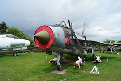 BAC Lightning F6 at Midland Air Museum, Coventry