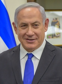 Israeli Prime Minister Benjamin Netanyahu was accused of helping Russia to meddle in the U.S. election