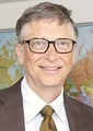 Founder of Microsoft Bill Gates (COL, 1977; LLD, 2007)