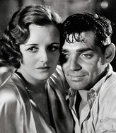 With Clark Gable in Red Dust (1932)