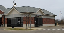 Farm Bureau office in Pinckney, Michigan