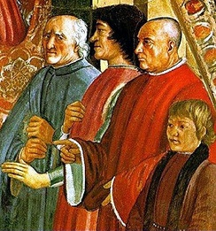 The Confirmation of the Rule, by Domenico Ghirlandaio