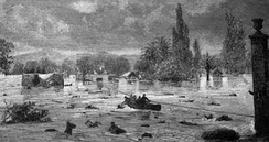 Murcia Flood in 1879