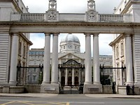 Government Buildings, Dublin, Ireland