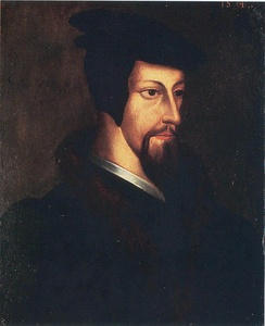 John Calvin the founder of the Reformed family of Protestantism
