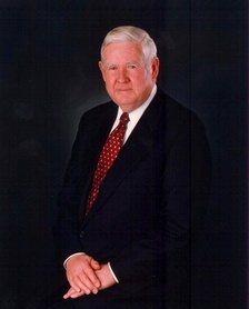 Alumnus John Murtha served in U.S. House of Representatives for over 36 years.