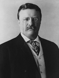 Theodore Roosevelt, 26th President of the United States (1901–1909)