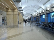 Terminal C gate areas