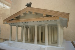 Temple of Jupiter Optimus Maximus 526–509 BC[21]