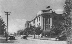 Переулок Днестровский