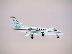 A TC Cessna 550 Citation II