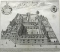 Trinity Hall in 1690