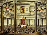 German National Assembly's meeting in St. Paul's Church