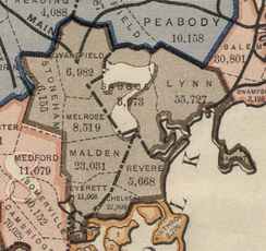 Massachusetts's 7th congressional district, 1891