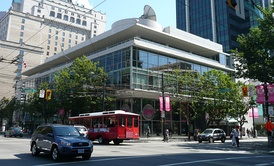 CIVT's facilities at 750 Burrard Street.
