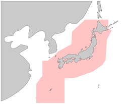 Air Defense Identification Zone of Japan