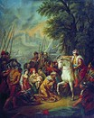 Capture of Kazan by Ivan the Terrible, before 1800