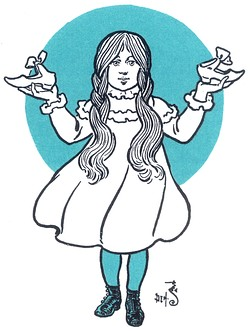 Dorothy Gale with silver shoes.jpg