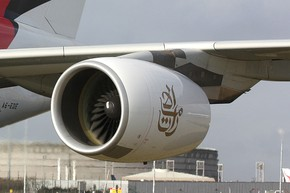 Engine Alliance GP7000 turbofan for the Airbus A380