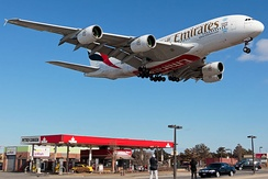 Emirates is the largest A380 operator with 100 aircraft in service as of November 2017[update].[337]
