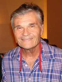 "Willard at ""Cats for Cats"", August 2011"