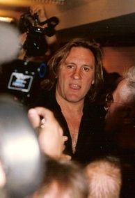 Depardieu at the 1994 Cannes Film Festival