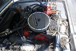 A Small Block 400ci V8 in a 1975 Avanti II