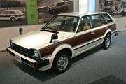 1980 Honda Civic Country