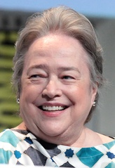 Kathy Bates won the award for her performance on the HBO television film  The Late Shift (1996).