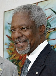 Kofi Annan, 7th Secretary-General of the United Nations