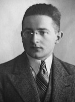 Marian Rejewski ca. 1932, when he first broke Enigma